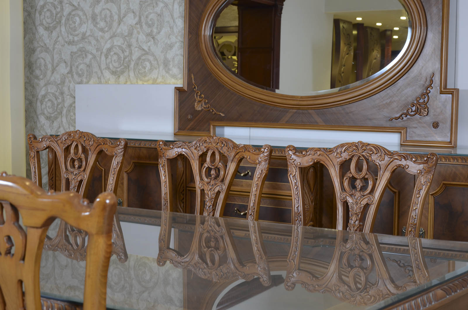 Style Furniture - Dinning Rooms