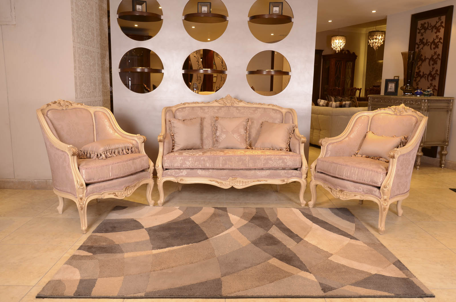 Style Furniture - Salons